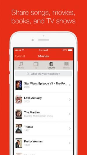 iPhone、iPadアプリ「Path」のスクリーンショット 4枚目