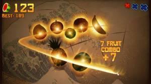 iPhone、iPadアプリ「Fruit Ninja®」のスクリーンショット 3枚目