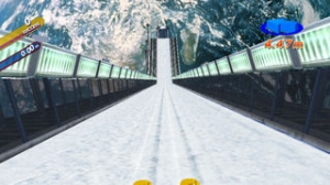 iPhone、iPadアプリ「Real Skijump HD」のスクリーンショット 4枚目