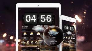iPhone、iPadアプリ「天気⁺」のスクリーンショット 3枚目