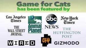 iPhone、iPadアプリ「Game for Cats」のスクリーンショット 5枚目