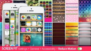 iPhone、iPadアプリ「iWallpaper Maker Lite :  Custom Wallpaper theme ( for home screen, lock screen, kakao, whatsapp )」のスクリーンショット 5枚目