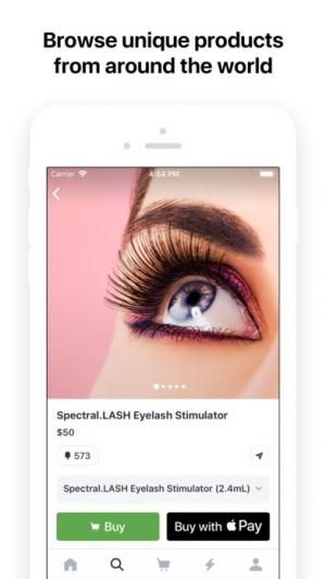 iPhone、iPadアプリ「Fancy」のスクリーンショット 2枚目