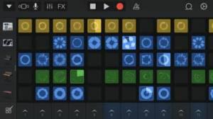 iPhone、iPadアプリ「GarageBand」のスクリーンショット 4枚目
