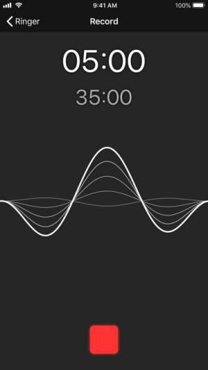 iPhone、iPadアプリ「Ringer - Ringtone Maker」のスクリーンショット 3枚目