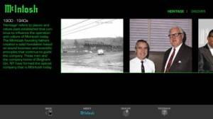 iPhone、iPadアプリ「McIntosh AP1 Audio Player」のスクリーンショット 5枚目