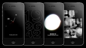 iPhone、iPadアプリ「Audio Clock」のスクリーンショット 2枚目