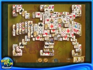 iPhone、iPadアプリ「Mahjong Towers Touch HD」のスクリーンショット 3枚目