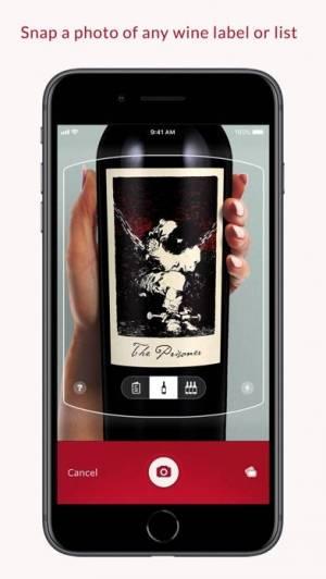 iPhone、iPadアプリ「Vivino: Buy the Right Wine」のスクリーンショット 2枚目
