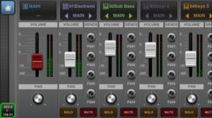 iPhone、iPadアプリ「BeatMaker 2」のスクリーンショット 3枚目
