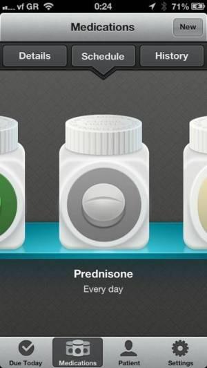 iPhone、iPadアプリ「Pillboxie」のスクリーンショット 5枚目