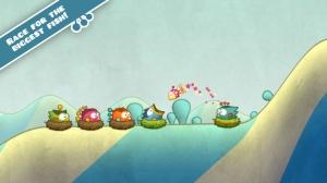 iPhone、iPadアプリ「Tiny Wings」のスクリーンショット 3枚目