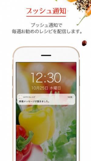 iPhone、iPadアプリ「スパイスレシピ」のスクリーンショット 4枚目