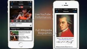 iPhone、iPadアプリ「クラシック音楽: Vol. 2」のスクリーンショット 3枚目