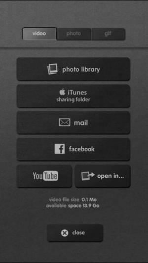 iPhone、iPadアプリ「iMotion」のスクリーンショット 5枚目