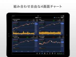 iPhone、iPadアプリ「iSPEED for iPad 株取引・投資情報 - 楽天証券のアプリ」のスクリーンショット 4枚目
