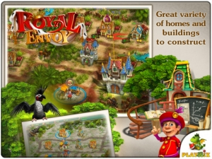 iPhone、iPadアプリ「Royal Envoy HD」のスクリーンショット 2枚目