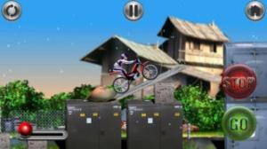 iPhone、iPadアプリ「Bike Mania Pro」のスクリーンショット 2枚目
