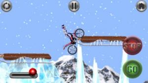 iPhone、iPadアプリ「Bike Mania Pro」のスクリーンショット 3枚目