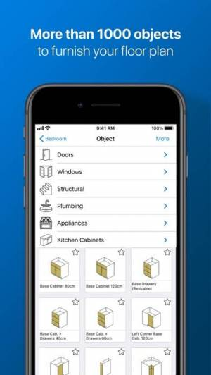 iPhone、iPadアプリ「magicplan」のスクリーンショット 5枚目