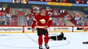 iPhone、iPadアプリ「Hockey Fight Pro」のスクリーンショット 5枚目