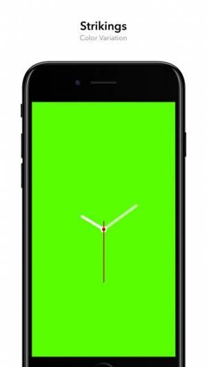 iPhone、iPadアプリ「顔時計」のスクリーンショット 5枚目