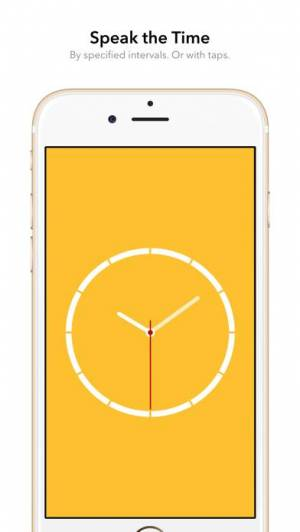iPhone、iPadアプリ「顔時計」のスクリーンショット 4枚目