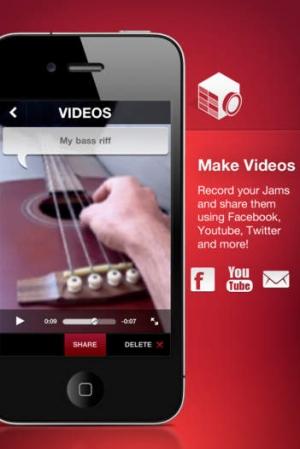 iPhone、iPadアプリ「CamBox」のスクリーンショット 4枚目