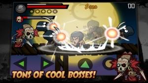 iPhone、iPadアプリ「KungFu Warrior」のスクリーンショット 3枚目