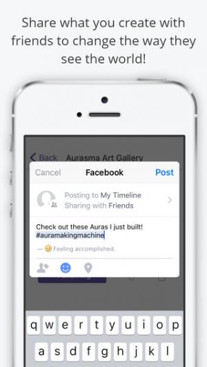 iPhone、iPadアプリ「Aurasma」のスクリーンショット 4枚目
