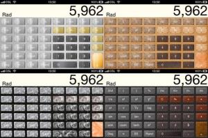 iPhone、iPadアプリ「秘密の計算機」のスクリーンショット 2枚目