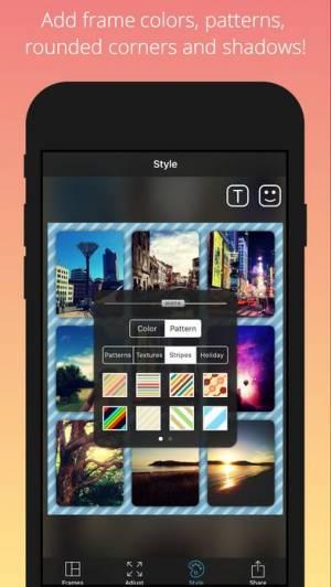 iPhone、iPadアプリ「PicFrame」のスクリーンショット 3枚目
