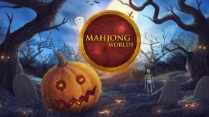 iPhone、iPadアプリ「Mahjong Worlds」のスクリーンショット 1枚目
