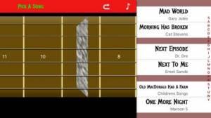 iPhone、iPadアプリ「エレキギター!」のスクリーンショット 2枚目