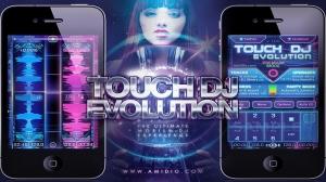 iPhone、iPadアプリ「Touch DJ™ Evolution - Visual Mixing, Key Lock, AutoSync」のスクリーンショット 2枚目