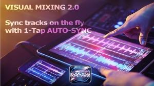 iPhone、iPadアプリ「Touch DJ™ Evolution - Visual Mixing, Key Lock, AutoSync」のスクリーンショット 3枚目