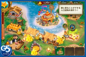 iPhone、iPadアプリ「Jack of All Tribes Deluxe」のスクリーンショット 4枚目