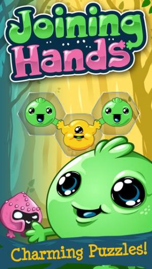 iPhone、iPadアプリ「Joining Hands」のスクリーンショット 1枚目