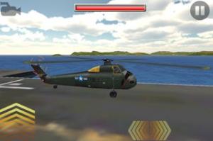 iPhone、iPadアプリ「Gunship-II」のスクリーンショット 3枚目