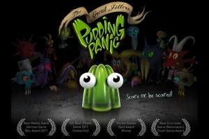 iPhone、iPadアプリ「The Great Jitters: Pudding Panic」のスクリーンショット 1枚目