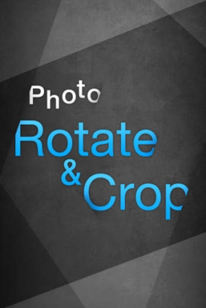 iPhone、iPadアプリ「Photo Rotate & Crop」のスクリーンショット 5枚目