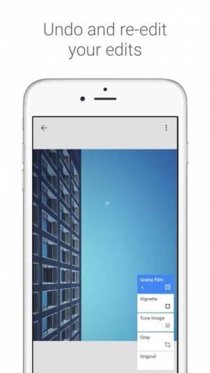 iPhone、iPadアプリ「Snapseed」のスクリーンショット 5枚目