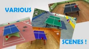 iPhone、iPadアプリ「Virtual Table Tennis」のスクリーンショット 3枚目