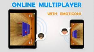 iPhone、iPadアプリ「Virtual Table Tennis」のスクリーンショット 2枚目