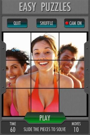 iPhone、iPadアプリ「Action Cam Sliders Lite Free」のスクリーンショット 2枚目