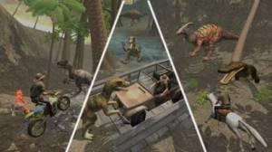 iPhone、iPadアプリ「Dinosaur Safari: I-Pro」のスクリーンショット 3枚目