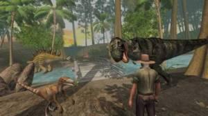 iPhone、iPadアプリ「Dinosaur Safari: I-Pro」のスクリーンショット 1枚目