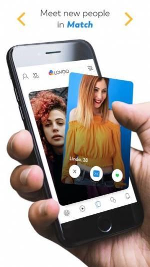 iPhone、iPadアプリ「LOVOO ®」のスクリーンショット 1枚目