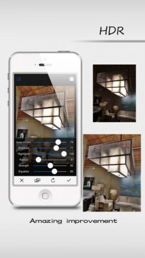 iPhone、iPadアプリ「Photo Power」のスクリーンショット 4枚目
