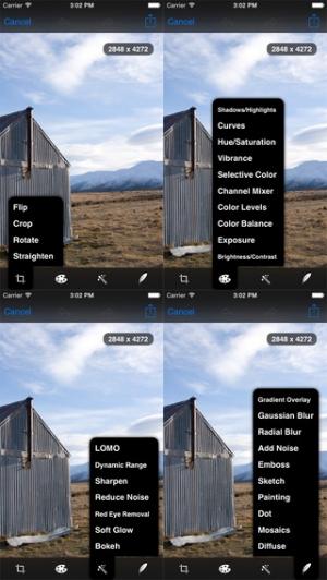 iPhone、iPadアプリ「Photo Power」のスクリーンショット 1枚目